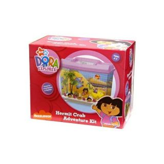 Plax Nickelodeon Dora the Explorer Hermit Crab Adventure Kit DRHCK1