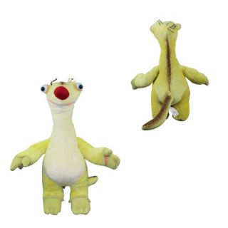Hot ! Ice Age 30cm Sid Authentic Soft Plush Doll Toy