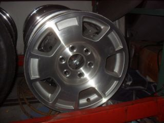 Chevy Astro Silverado Suburban Tahoe 16 Factory OEM Wheels Rims 99 08