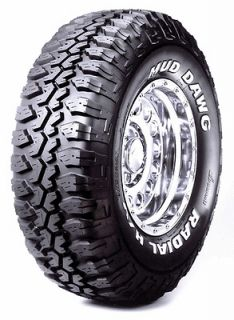 NEW LT 245 70 17 MUD DAWG TRUCK TIRES 70R17 R17 2457017 Load Range D