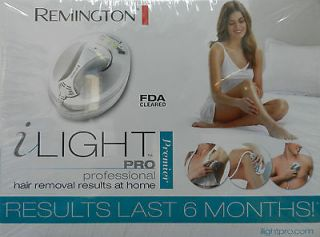 Remington iLight Pro Professional Hair Removal System IPL 6000