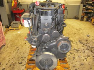 1984 Cummins Big Cam III Diesel Engine Assembly 500 12390 400 HP ESN