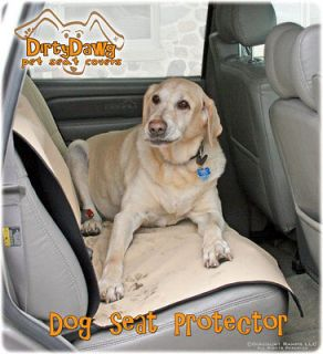 DIRTY DAWG DELUXE HAMMOCK DOG BENCH SEAT PROTECTOR COVER PET CAT CAR