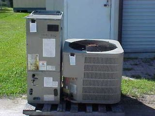 UNIT GOODMAN 2.5 TON SPLIT UNIT R22 HEAT PUMP L@@K 2004 MODLE