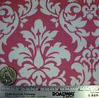 Petal Dandy Damask Michael Miller Pink Cotton FLANNEL