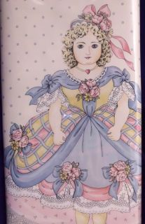 Lullaby & Good Night Victorian Doll by Louis Nichole Wallpaper