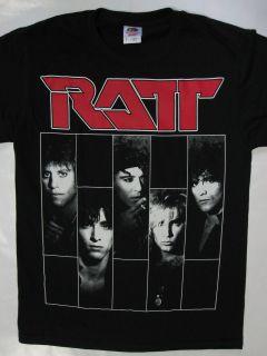 RATT   DANCIN`UNDERCOVER T SHIRT (S XXL)POISONMOTLEY CRUE