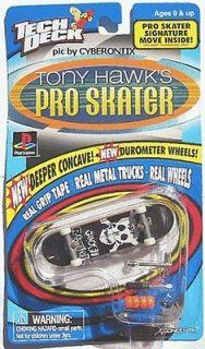 1999 Tech Deck FLIP GEOFF ROWLEY Tony Hawk Pro Skater Board