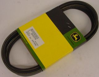 Power Flow Belt M147279 62C 62D Three Bag Material Collection System