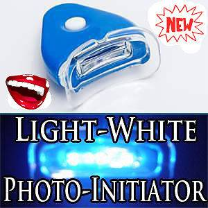 NEW HIGH QUALITY Blue LED Teeth Whitening Accelerator Light SHIPS FREE
