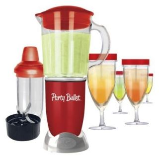NEW Party Bullet 18PIECE by Magic Bullet   The Perfect Drink Making