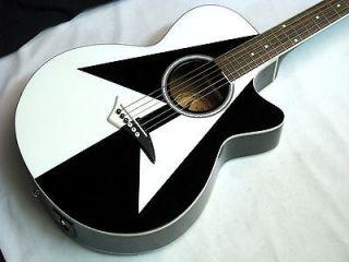 DEAN Michael Schenker Performer acoustic electric GUITAR new   w
