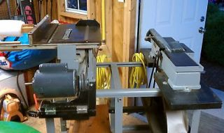 craftsman jointer in Power Tools