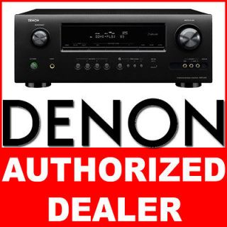 DENON AVR 1912 7.1 Channel Network Streaming A/V Home Theater Receiver