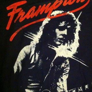 Peter Frampton Concert Tour T Shirt  Comes Alive 35 Large.foreigner