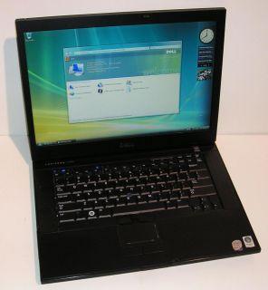 Dell Latitude E6500 15.4 Notebook, 2.26GHz P8400 Core 2 duo 2GB 80GB