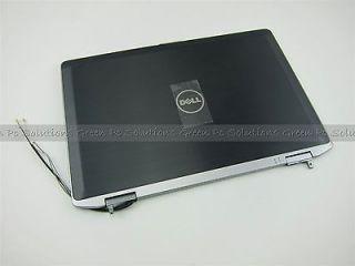 GENUINE DELL LATITUDE E6420 LCD BACK COVER & HINGES P/N PJRCP (B)