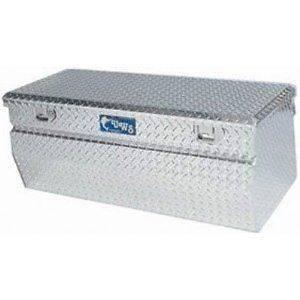Blue Series Truck Tool Box Bed Storage 5th Fifth Wheel Diamond Plate