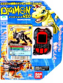 DIGIMON BANDAI BLACK PENDULUM NEO English Language DIGIVICE+LIMIT​ED