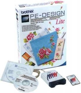 Brother PE Design Lite Embroidery Software