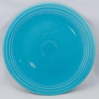 Homer Laughlin Fiesta Round 14 Turquoise Chop Plate Platter