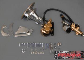 Disc Brake Conversion Kit Honda Z50 Trail 50 Monkey
