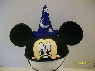DISNEY WORLD MICKEY MOUSE SORCERER EARS HAT