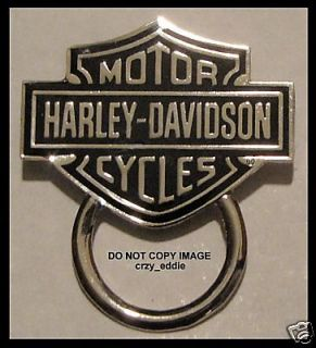 HARLEY DAVIDSON BAR SHIELD PIN WITH SUNGLASS HOLDER **DISCONTINUED