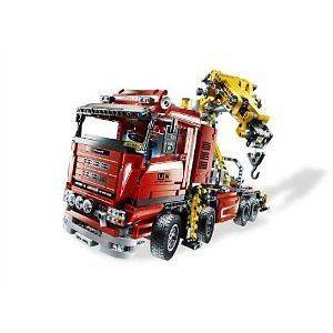 lego crane truck in Technic