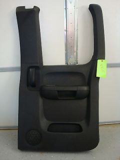 07 08 09 10 11 SILVERADO SIERRA REAR DOOR PANEL SWITCH TRIM 2010 2011
