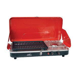 Denison Insta Light Propane Stove and Grill