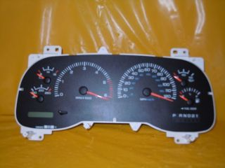 DODGE 1500 2500 3500 PICKUP SPEEDOMETER INSTRUMENT CLUSTER DASH PANEL
