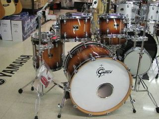 Gretsch Renown Maple Drum Set 22 4 Piece Shell Pack Autumn Burst