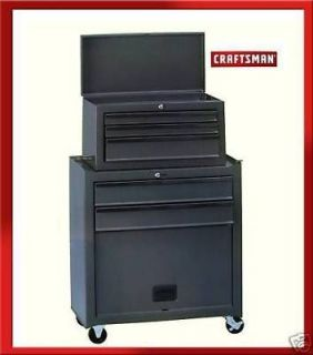 NEW CRAFTSMAN 5 DRAWER ROLLING TOOL BOX CHEST & CABINET
