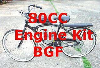 Cycle gas Engine Motor Kit Motorized Bicycle Bike Z2 80 slant head