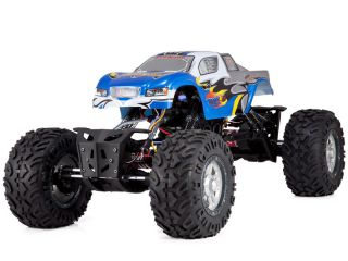 Rockslide Super Crawler 1/8 Electric Redcat RC Rock Crawler w/ 2.4GHz