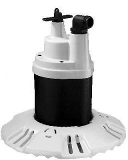 PENTAIR 2115 1/4 HP AUTOMATIC SWIMMING POOL COVER PUMP