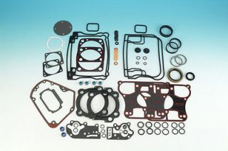 JAMES MOTOR GASKET KIT HARLEY EVO Engine Motor   MLS Head Gaskets