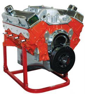 Small Block Chevy SB Stroker Crate Engine 420 HP 50K Warranty