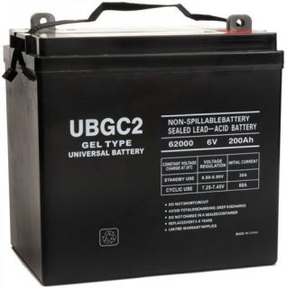 volt golf cart battery in Sporting Goods