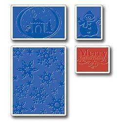 sizzix embossing folders in Stamping & Embossing