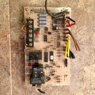 Honeywell 1084 851 Defrost Control Board Lennox Hvac Heat Pump