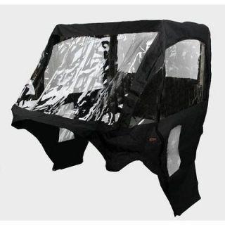 Kawasaki Mule 610 UTV Classic Full Cab Enclosure Black