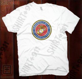 USMC Marine Corps United States USA Navy T Shirt 0541