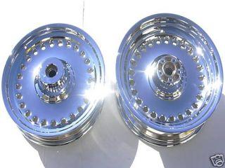 Davidson Stock Softail Fatboy 2007 Chrome Wheels Rims Set Exchange