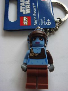 Brand Fab New BNWT Tag Star Wars Lego Key Ring/Key Ring Mini Figure