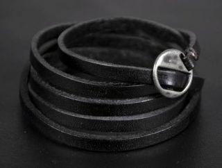 leather wrap bracelets in Bracelets