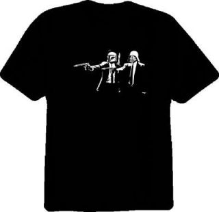 star wars pulp fiction t shirt in Clothing,