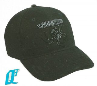 SpiderWire Fishing Line Tackle embroidered Hat Cap