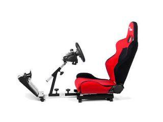 Racing Seat Driving Simulator Game Chair Sim Racing Rig Play Seat